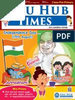 Edu Hub Times August 2017