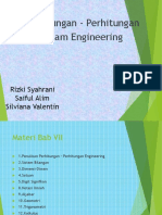 Kel. 7 - Perhitungan Engineering 1