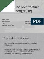 Kangraa Region Arch
