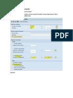 Comprobar Facturas de Proveedor FBL1N