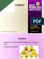 9. Emotional Labour