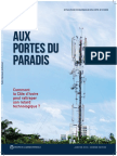 AUX PORTES DU PARADIS - Rapport Banque Mondiale Cote d'Ivoire 2018