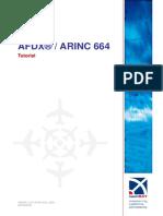 Afdx _ Arinc 664. Tutorial
