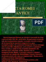 Arta Romei Antice.ppt