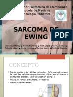 Sarcoma de Ewing..