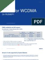 Fsmf Wcdma Ru50ep1