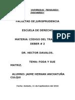 Universidad Tecnologica 1 Jaime