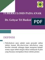 Kuliah 4 Tbc Anak_new