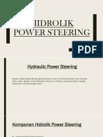 Hidrolik Power Steering