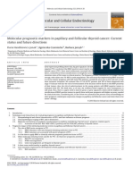Molecular prognostic markers in papillary and follicular thyroid cancer Current status and future directions.pdf