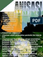 Tugas Plkj 2018 Klp 3 Urbanisasi