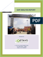Gap Analysis Report District Hospital Hardoi