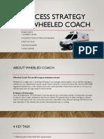 Syndicate 9 Process Strategy at Wheeled Coach