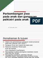 Perkembangan Mental, UMY Edit