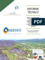 Análisis de la efectividad del sistema Sideinfo