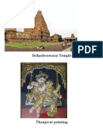 Art and Architecture of Tanjavur