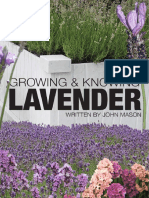 Growing Knowing Lavender Sample