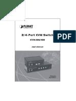 Kvm 200 Switch Em-kvm24v1