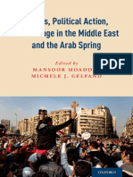 Gelfand, Michele J._ Moaddel, Mansoor-Values, Political Action, And Change in the Middle East and the Arab Spring-Oxford University Press (2017)