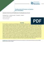 Articulo sobre Deteccion Automatica y Clasificacion de Eventos en Sonidos Cardiopulmonares de Sujetos Saludables
