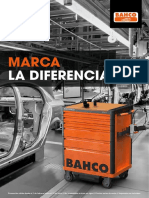 Panel De Herramientas 1.200X25X800mm Bahco 1495TP12