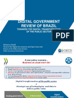 2017.07.04 - Peer Review OCDE - Digital Government Review of Brazil-Towards the Digital Transformation of the Public Sector - OECD