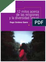 2017 Córdova Quero, Hugo 12 mitos acerca de las religiones y la diversidad sexual