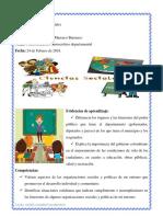 Plan de Clases Laura Marenco