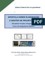 Apostila Sobre Elaboração e Gestão de Projetos II