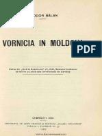 Vornicia în Moldova - Teodor Balan.pdf