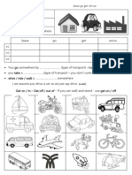Transport Clt Communicative Language Teaching Resources 105016