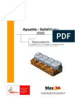 Apostila SolidWorks 2005
