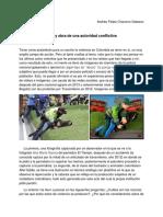 Crónica de Andres Chavarro