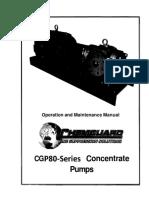 Sci Mop Bombas Espuma Cgp80 - Chemguard