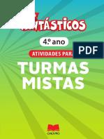 FANTÁSTICOS - 4.º ano (1)
