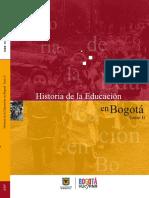 Historia de la Educación (Bogotá - Colombia).