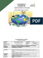 Planeación Geografía 4Bloque