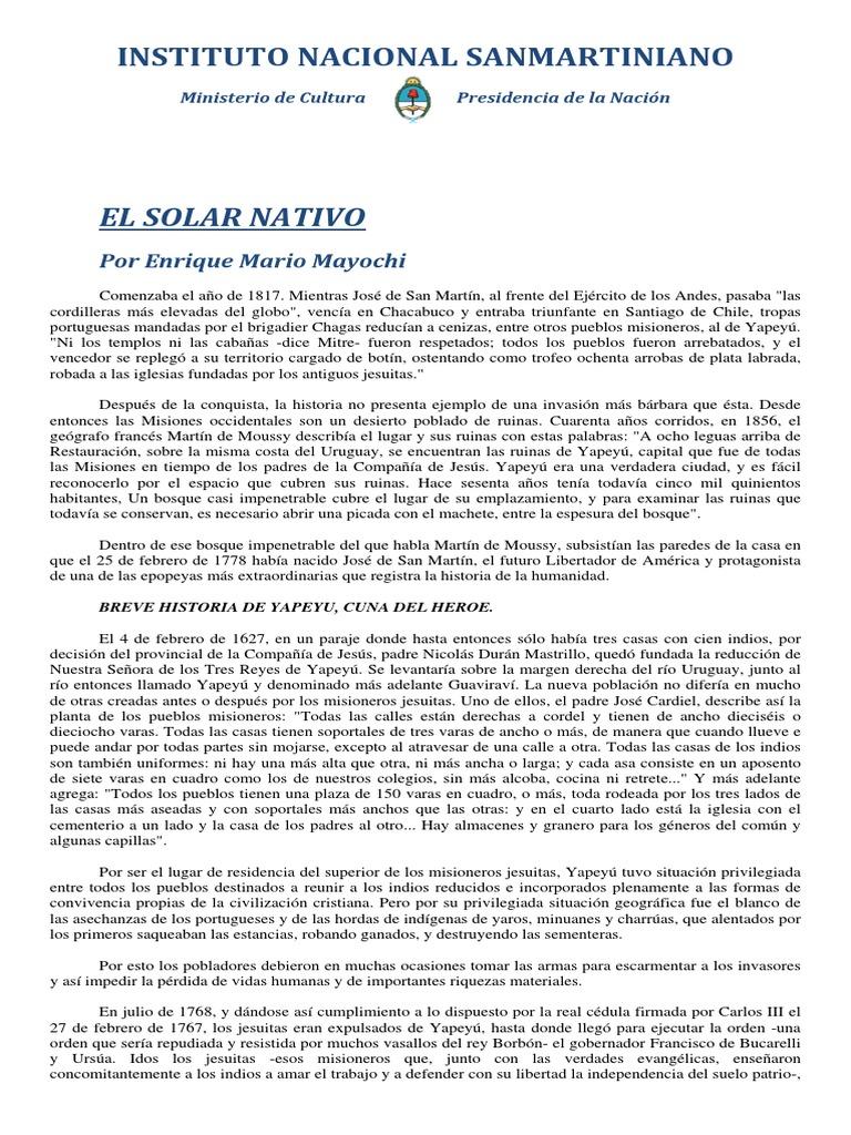 3a64d47bac47 textos sanmartinianos