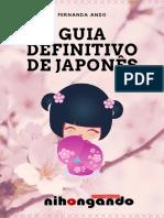 eBook GuiaDefinitivoDeJapones