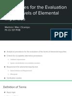Sample Preparation Elemental Impurities 3