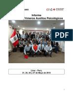 Informe Curso PAP - MIDIS