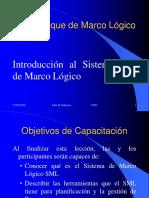 6 Introducción Al Marco Lógico