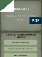 Ppt Dokumen1 Vit c