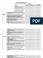 Format Pemetaan KD Kelas 4