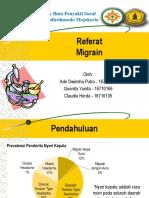 refrat migrain