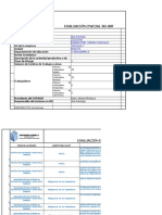 1ra Evaluacion Inical Sg Sst 22022018