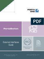 PortaSwitch Interfaces MR50
