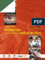 MINERÍA & EDUCACIÓN