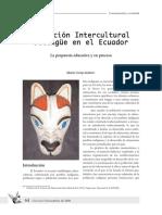 Educaci%C3%B3n Intercultural Biling%C3%BCe en El Ecuador