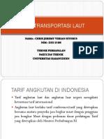 Tarif Angkutan